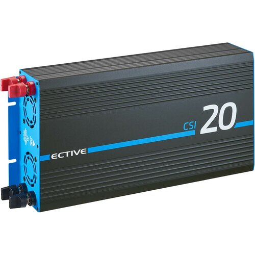 ECTIVE CSI 20 (CSI202) 12V Sinus Charger-Inverter...