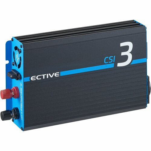 ECTIVE CSI 3 (CSI32) 12V Sinus Charger-Inverter 300W/12V...