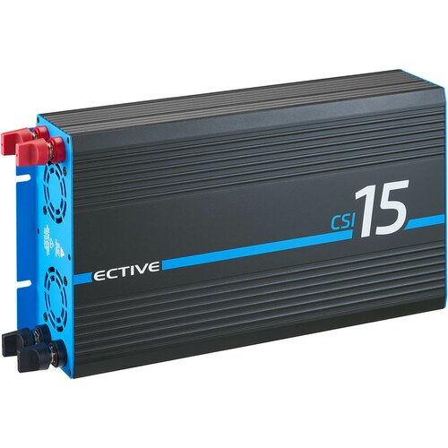 ECTIVE CSI 15 (CSI152) 12V Sinus Charger-Inverter...